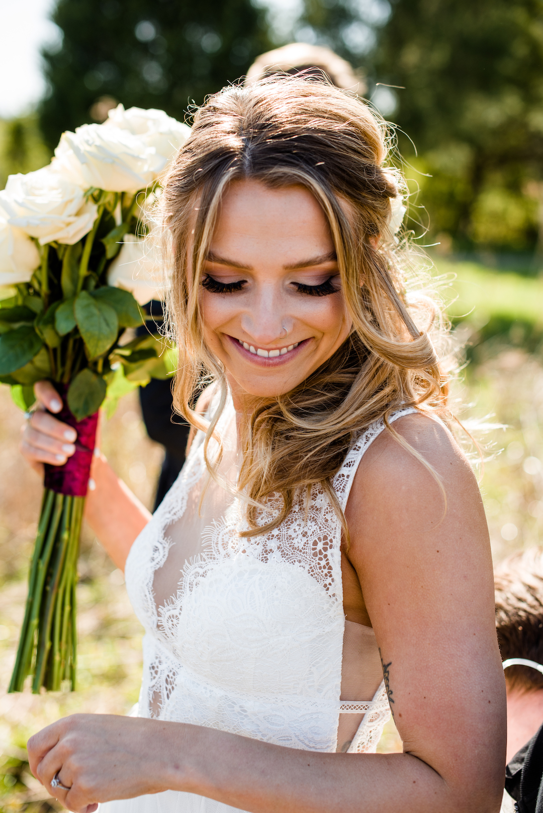 Tennessee Wedding Photographer Kathy Thomas Photography Bridal Portrait