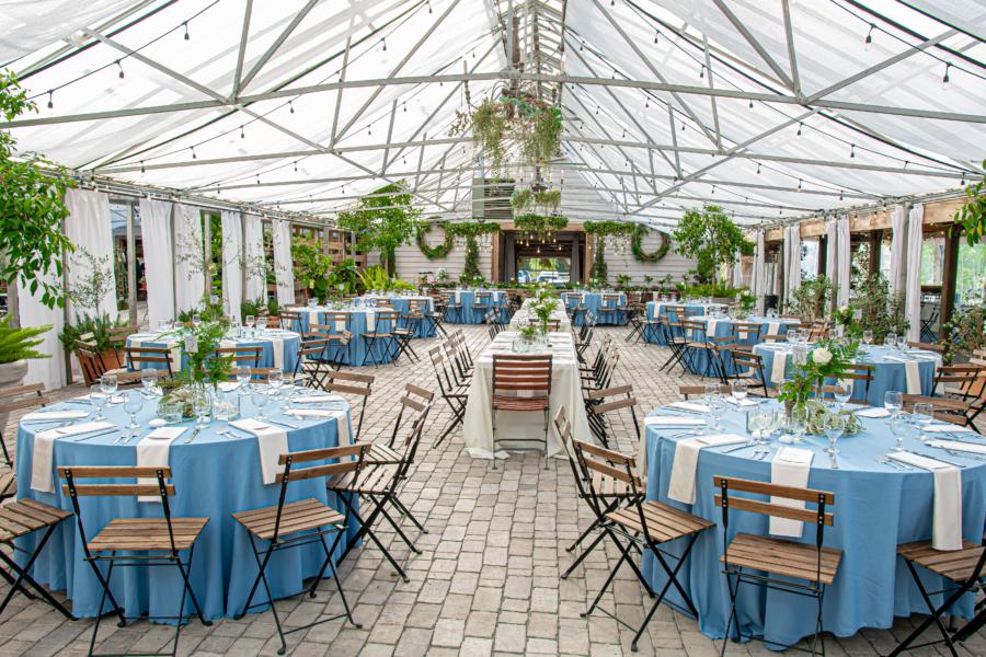 Long Hollow Gardens wedding