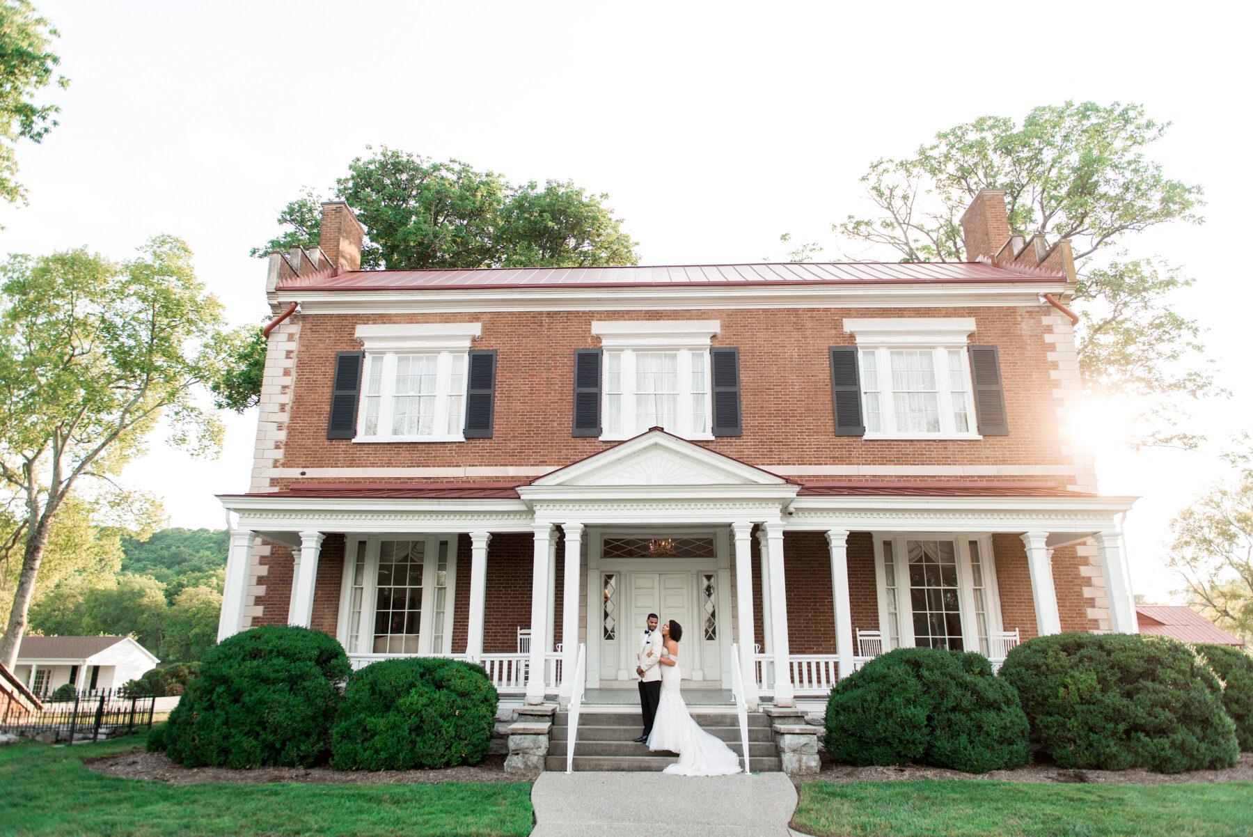 Nashville Wedding Venue Ravenswood Mansion