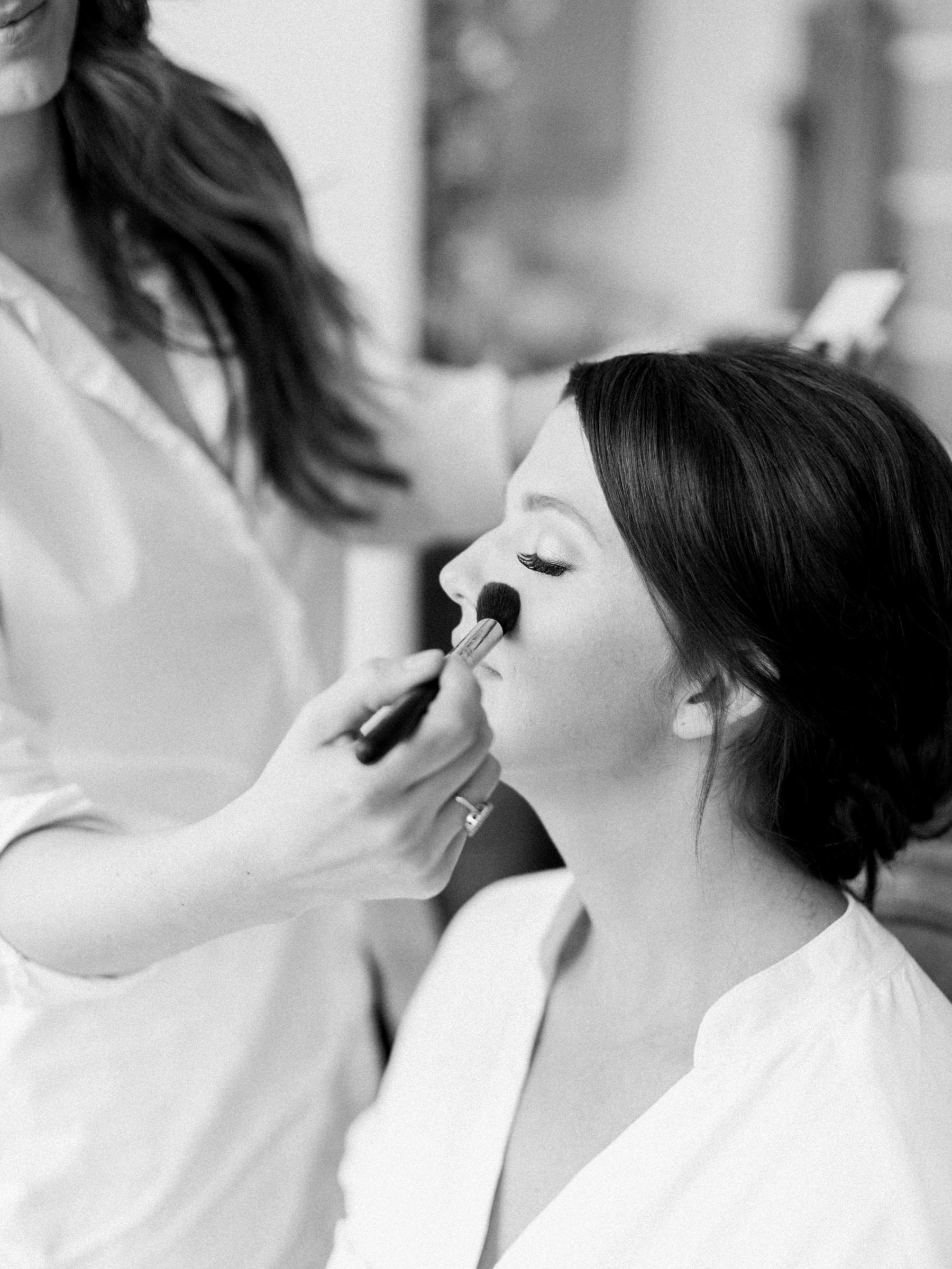 Nashville wedding makeup