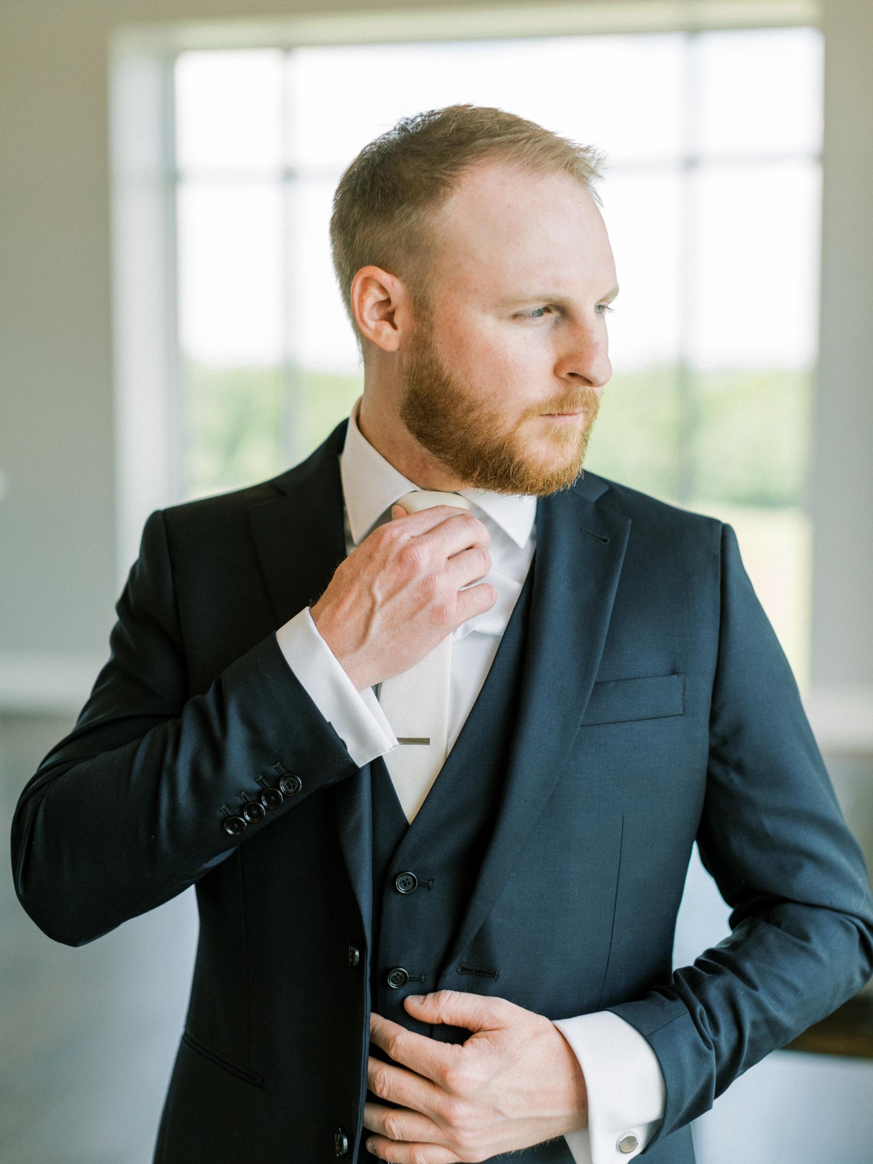 The Black Tux wedding tuxedo