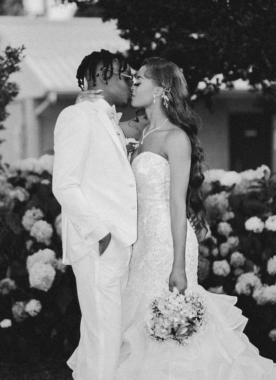 Vintage Glam Lebanon Tennessee Wedding by My Joyful Event