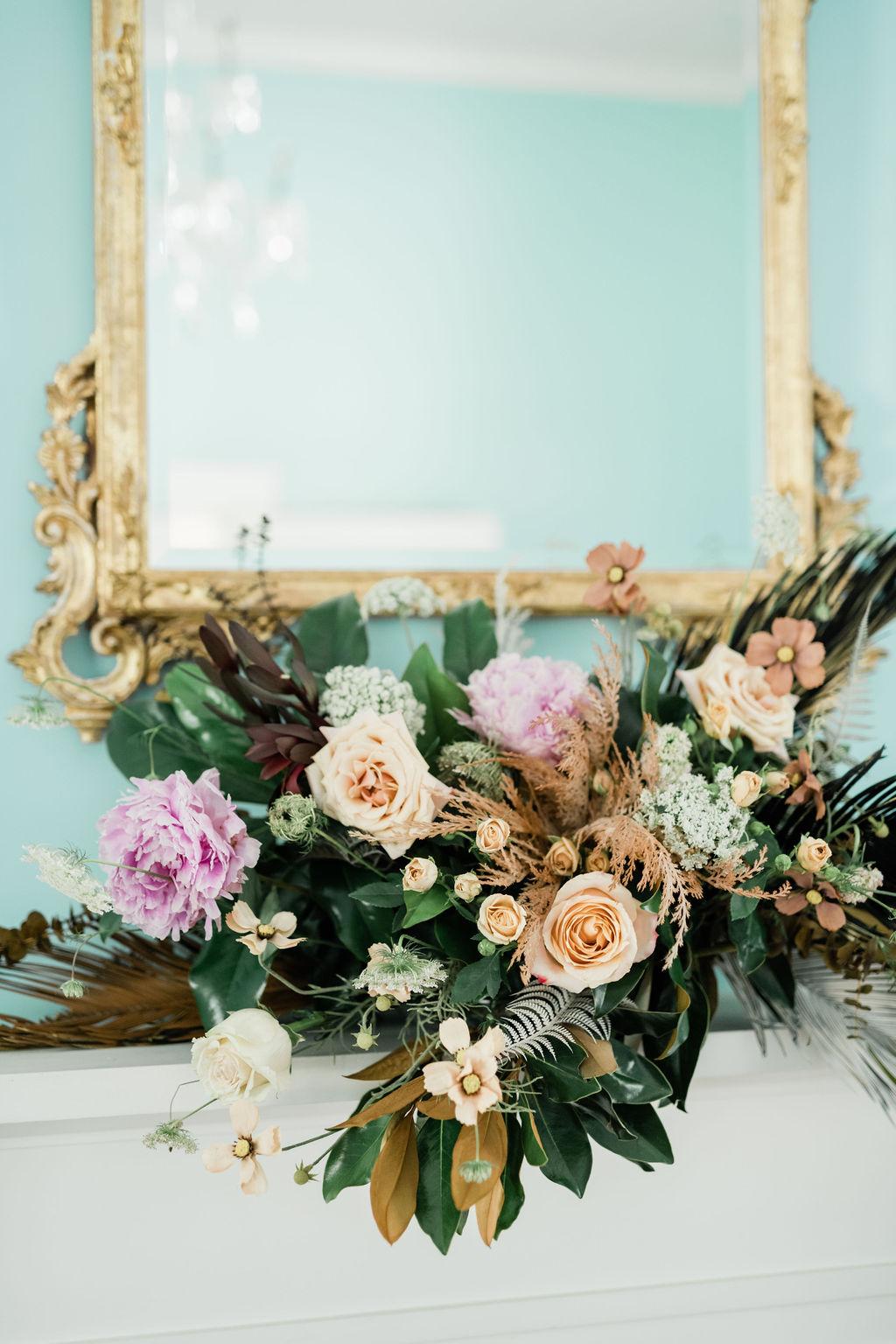 Cali Roots Designs wedding flowers