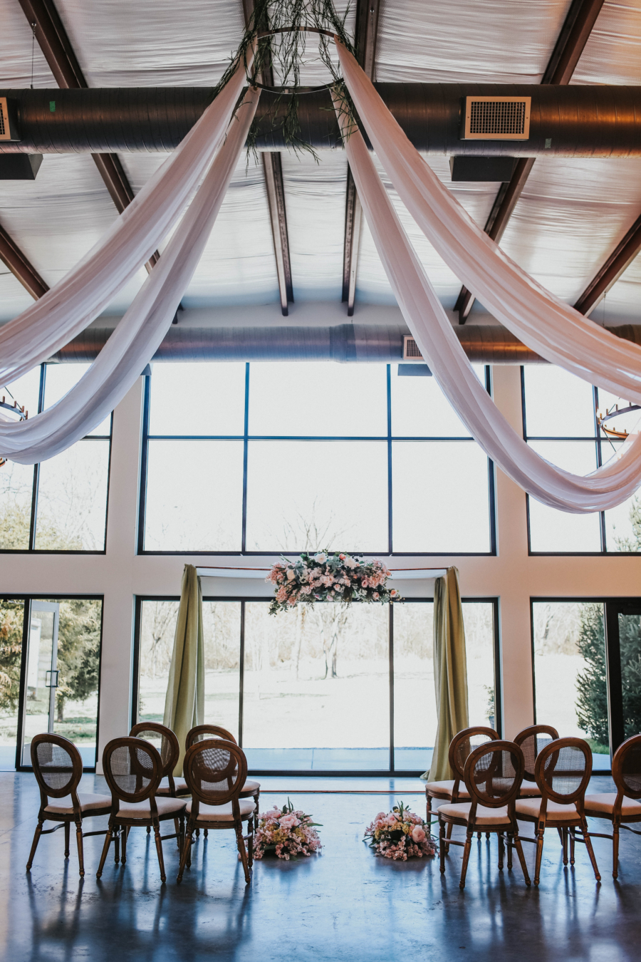 wedding drapery design ideas and inspiration from Events Plus