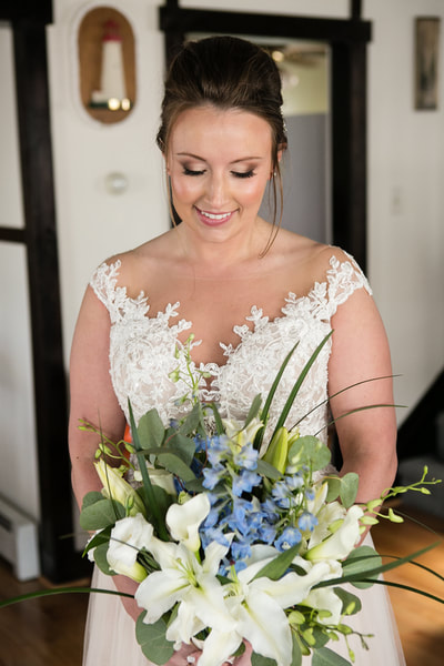 Makeup by LC featured on Nashville Bride Guide
