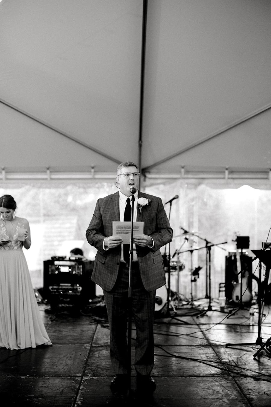 Father of the bride wedding speech