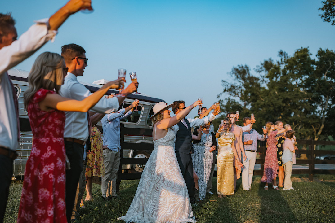 Beau Chavel at Wartrace wedding