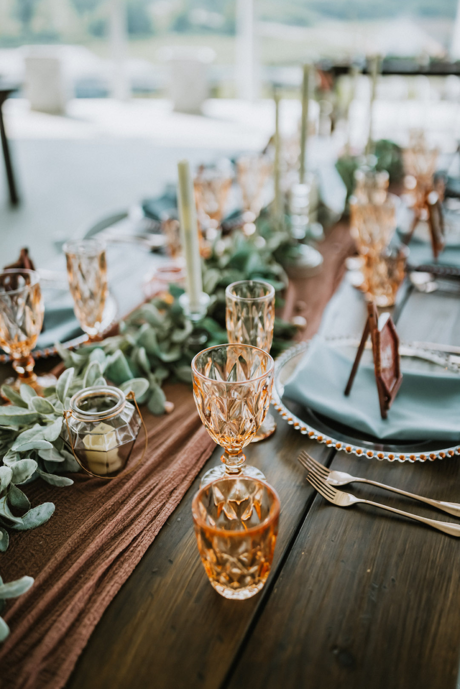 Ivy and Grace Decor wedding at Beau Chavel