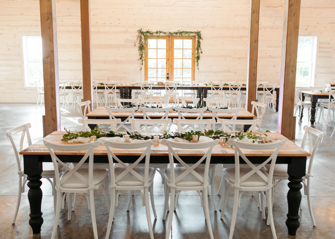 The Barn at Cranford Hollow Wedding